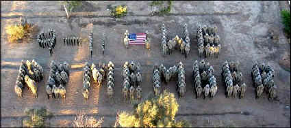 Bravo Company Remembesr 911