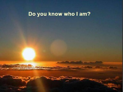 Do You Know Who I Am