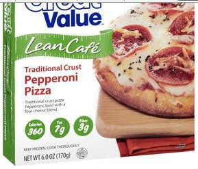 Walmart Great Value Pepperoni Pizza